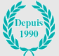 Depuis 1990